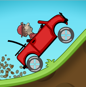 game balapan, android, hill climb racing