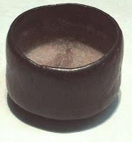 Wabi sabi tea bowl