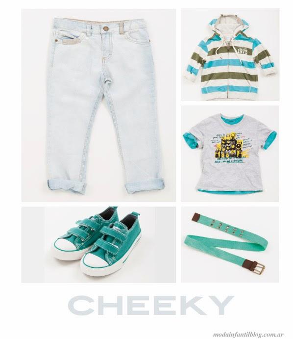 ropa para chicos cheeky verano 2014