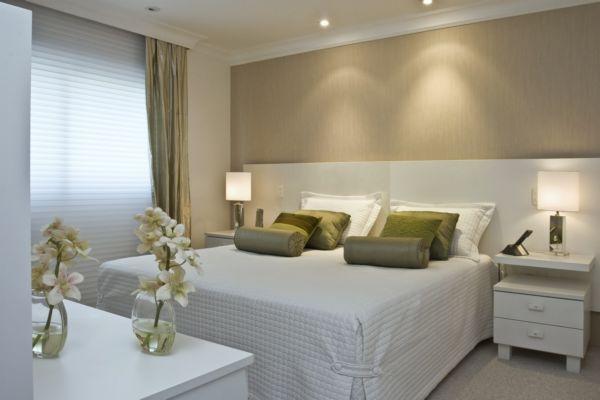 decoracao de interiores quartos casal: de casamento, casa e maternidade: Inspirações para quartos de casal