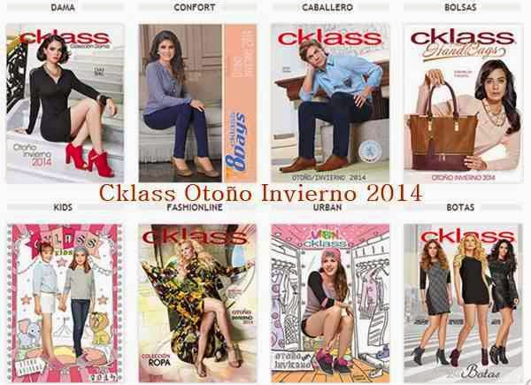 Catalogos cklass oto o invierno 2014 for Cataleg punts estrella