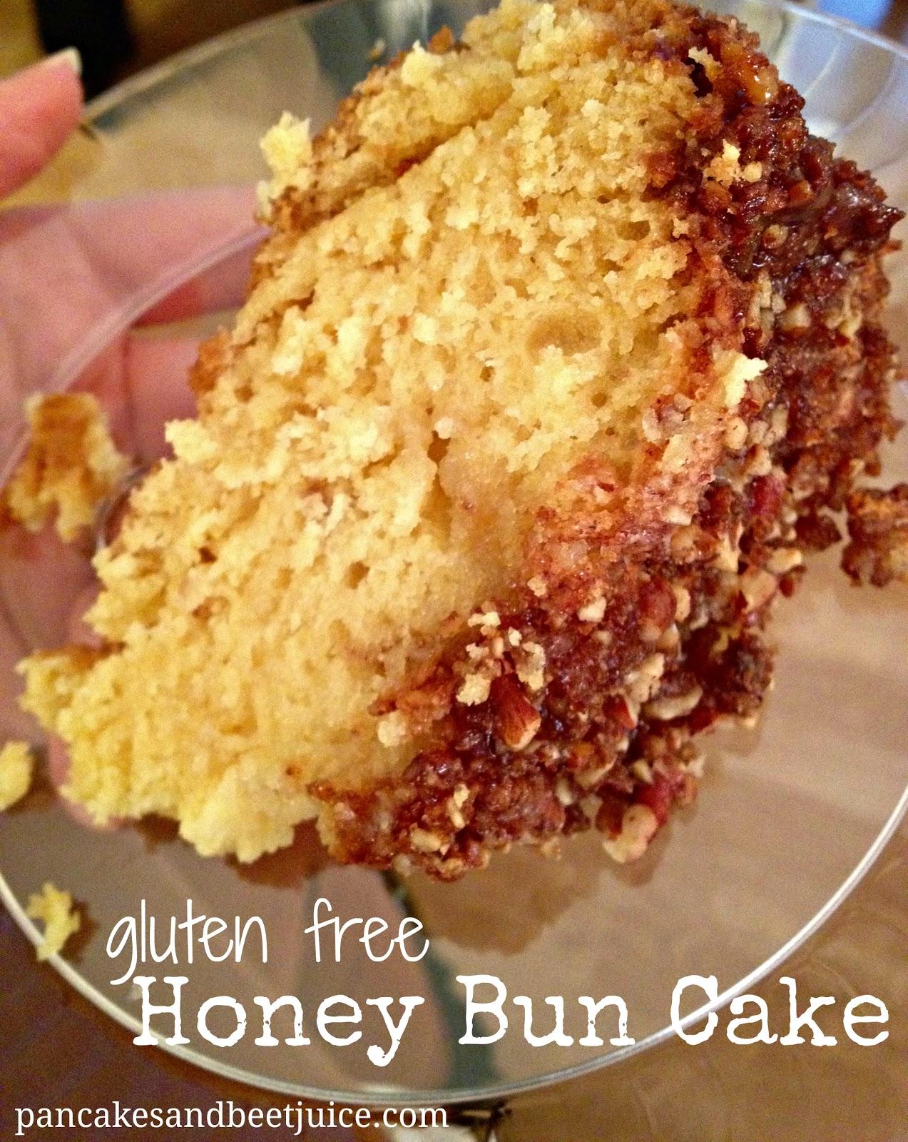 Cake Mix Doctor Honey Bun Cake Recipe
