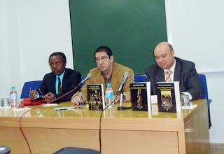 Justo Bolekia, José Ramón Guerrero, Basilio Rodríguez, Asociación Española de Africanistas (AEA)