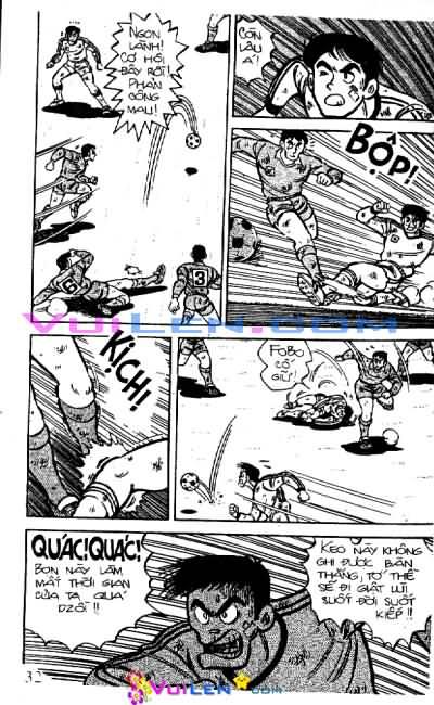 Jindodinho - Đường Dẫn Đến Khung Thành III  Tập 17 page 32 Congtruyen24h