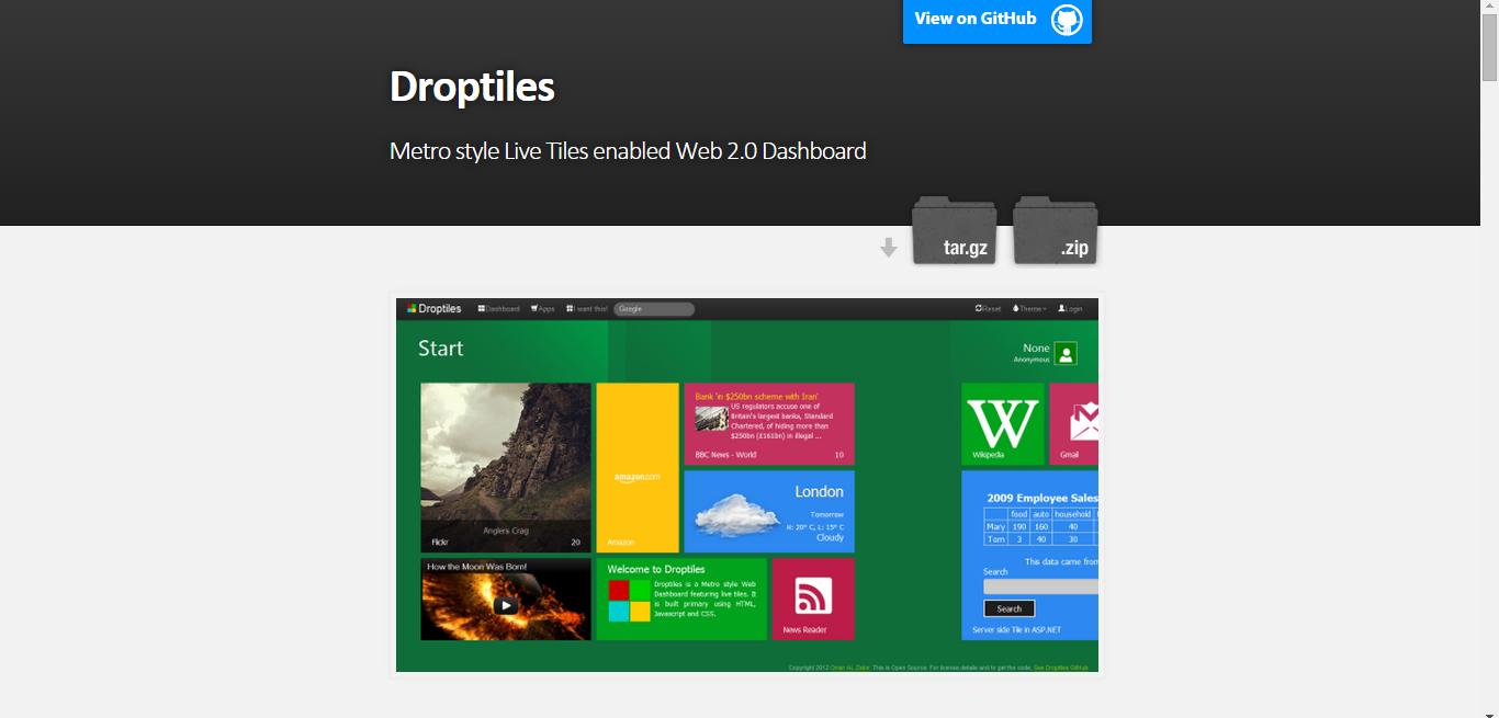 Droptiles