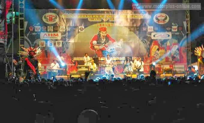 Foto Jamnas CB di Jakarta