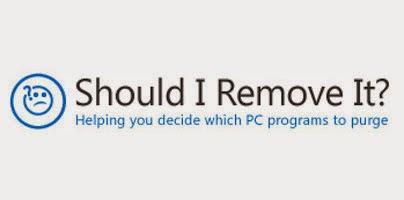 اجعل حاسوبك اسرع بكثير مع برنامج  Should I Remove It  - محترفي التقنيه