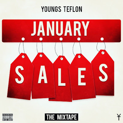 Youngs Teflon - January Sales cover