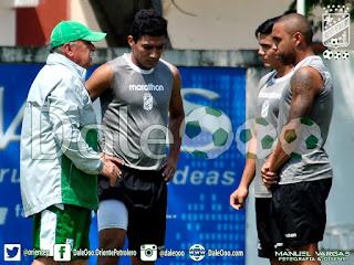 Oriente Petrolero - Xabier Azkargorta - Alcides Peña - Joel Bejarano - Thiago dos Santos - DaleOoo.com web del Club Oriente Petrolero