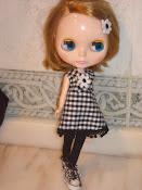 """vestido de """"cositas dulces"""""""