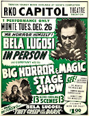 Bela Lugosi in person!