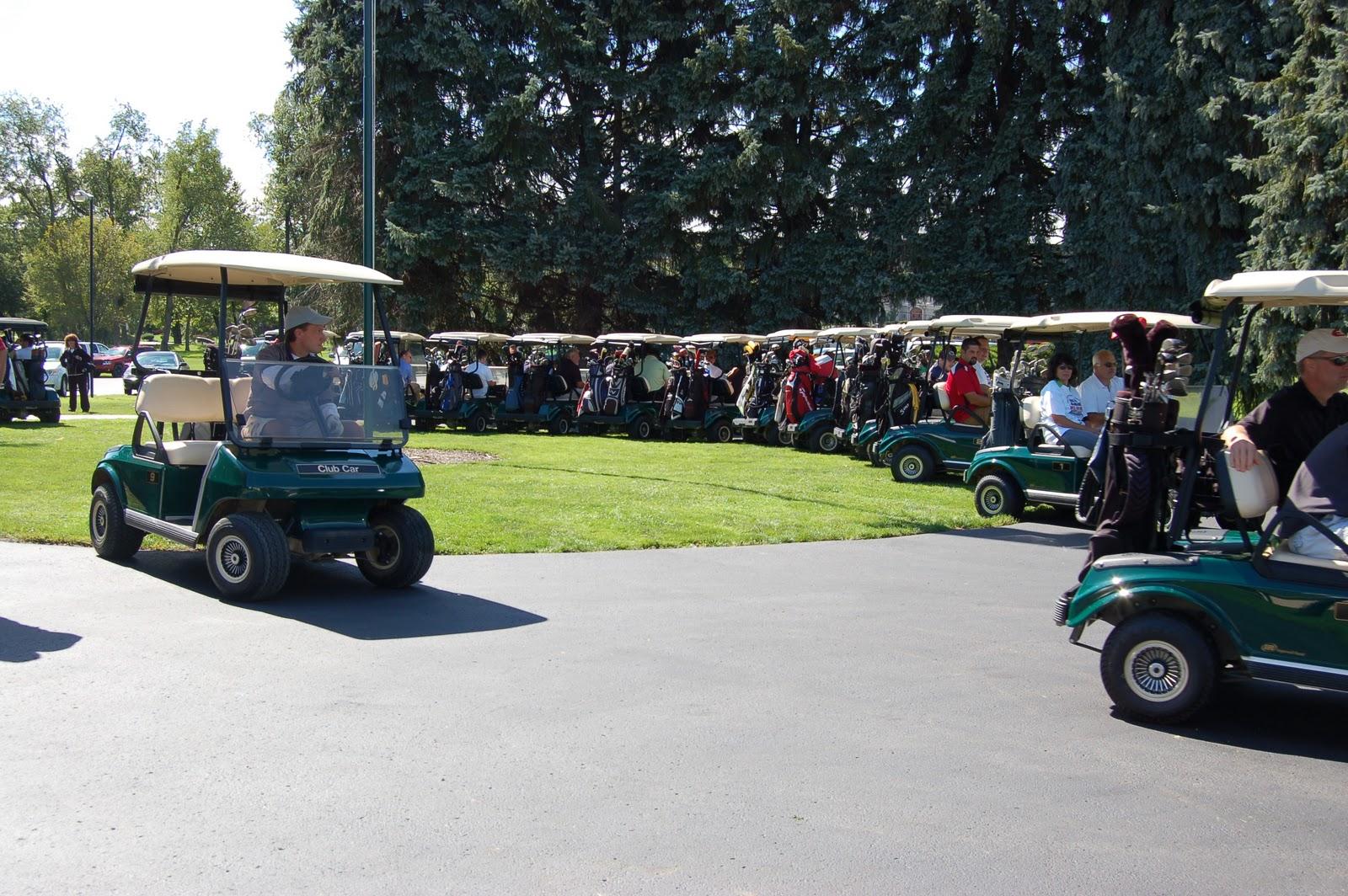 Bill fleck memorial golf outing september 2011 for Mcelwain motors ellwood city