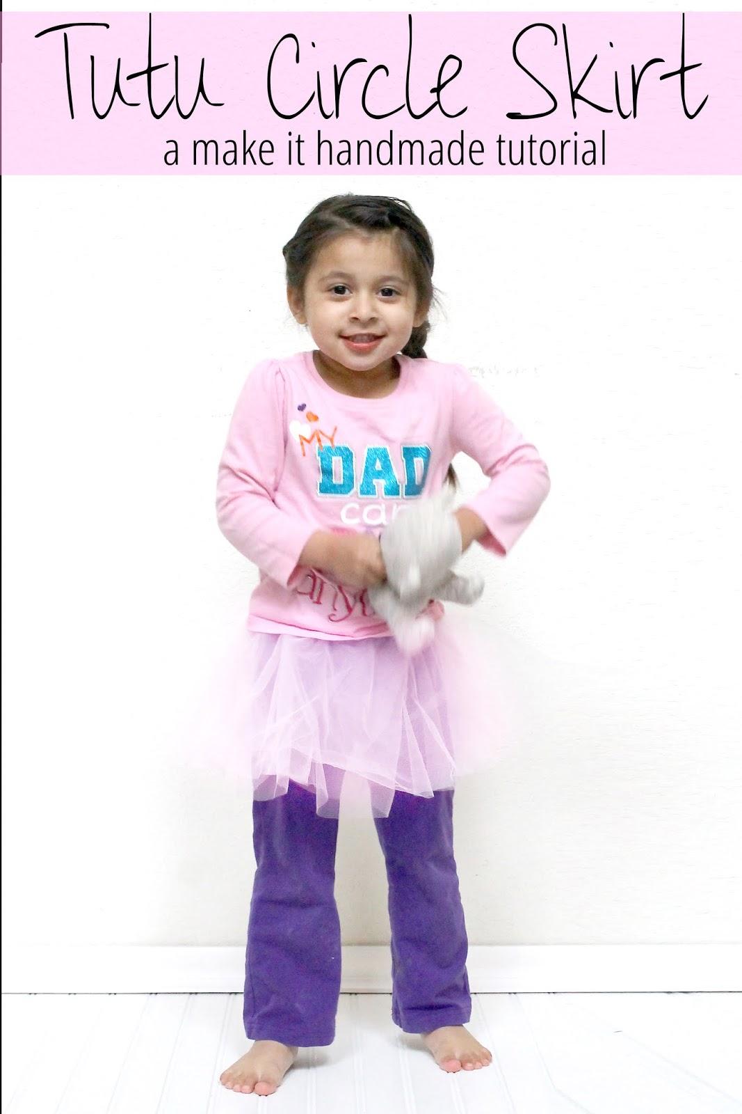 DIY Tutu sikrt-- perfect for fairies, ballerinas, and princesses.