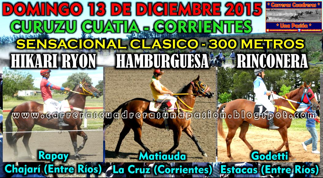 C. CUATOA - 13.12.2015-CLASICO 300