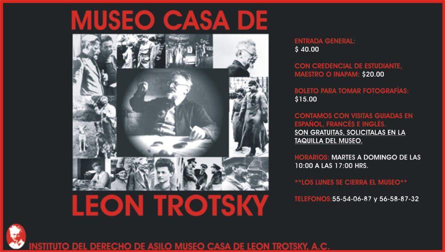 INSTITUTO DEL DERECHO DE ASILO MUSEO CASA DE LEON TROTSKY, A.C.