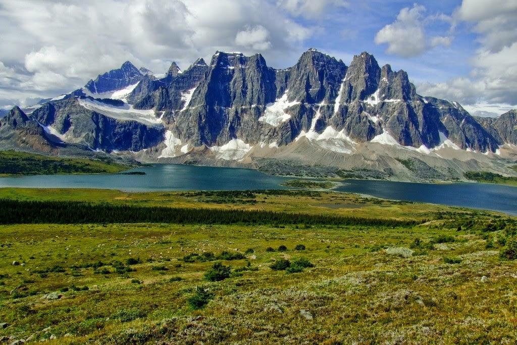 Национальный парк Джаспер (11 фото)