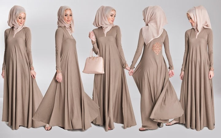 Abaya hijab collection 2014 for ramadan and eid aab Fashion style ramadan 2015