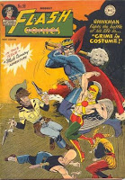 Flash Comics #98 comic book