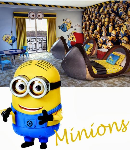 decoração-infantil-minions