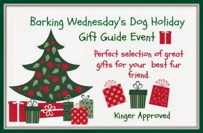 Click on the pic for a listing of Great Holiday Dog Gifts