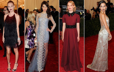 Met Ball 2012 Bosworth Prada Kane Lauren