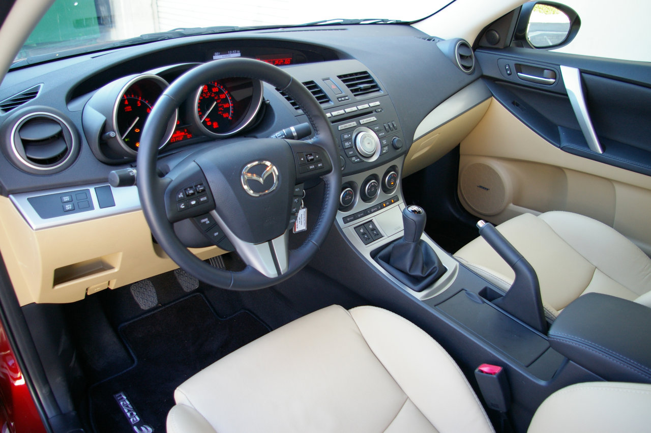 New Car Review 2012 Mazda 3 Skyactiv I Grand Touring