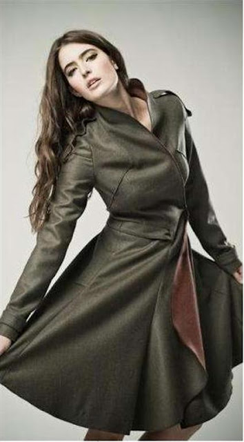 Eye catching Trendy Women Coat