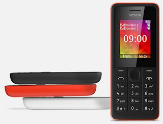 Nokia 107 Dual SIM Ponsel Murah Harga Rp 300 Ribuan