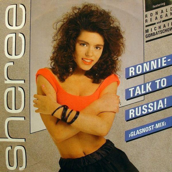 Sheree - Talk To Russia! (Maxi)