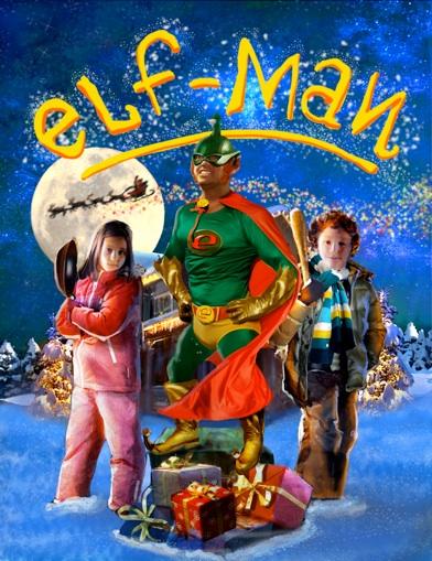 Elf-Man (2012) [DVDRip] [VO]