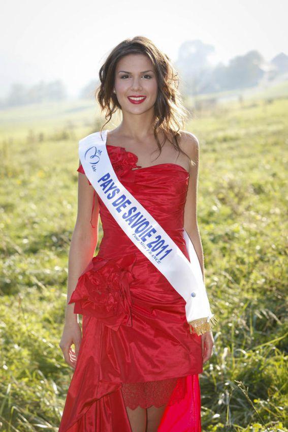 Miss Pays-De-Savoie-Valentine Borel Hoffmann