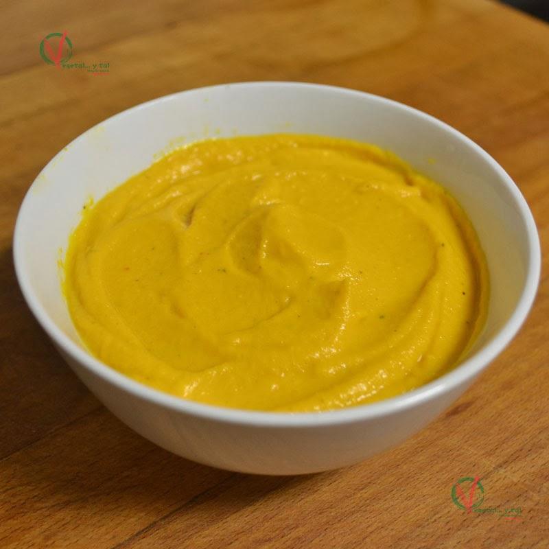 salsa Picante De Zanahoria