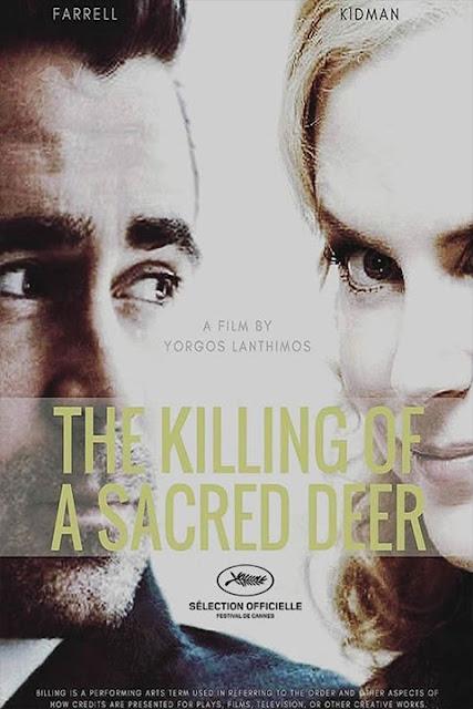 The Killing of a Sacred Deer (2017) ταινιες online seires xrysoi greek subs