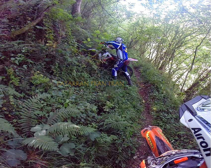 Enduro. Asturias On My Mind