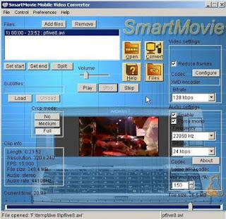SmartMovie Converter