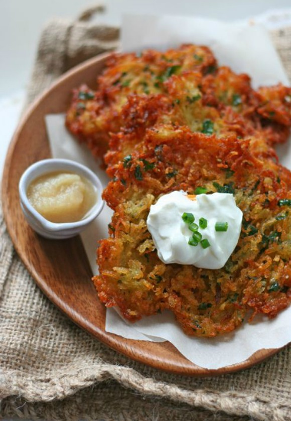 latkes jewish recipe