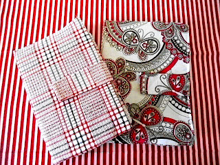 Fabric Cover for E-readers