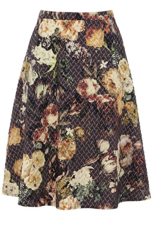 floral+midi+skirt, warehouse+skirt, warehouse+midi+skirt