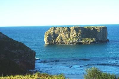 Llanes, playa de Andrín