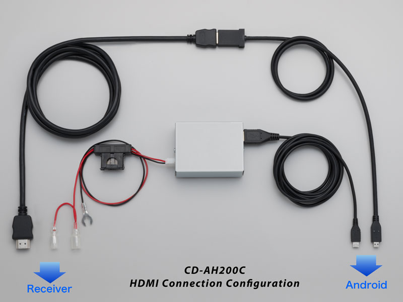 CD AH200C_HDMI appradioworld apple carplay, android auto, car technology news sph da100 wiring diagram at virtualis.co