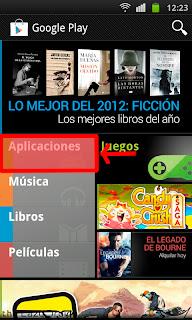 play aplicaciones