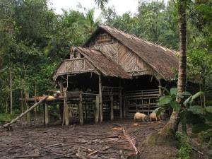 Rumah Adat Suku Mentawai