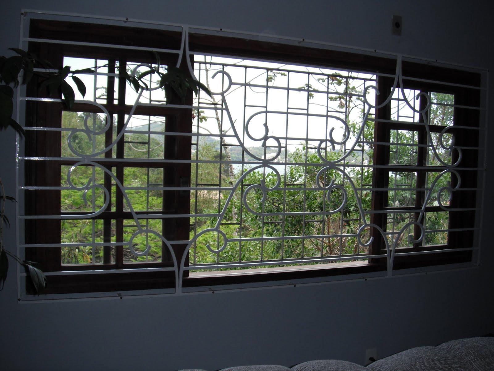 #687845 Grade de Proteção para janela com arabescos 4166 Grades Para Janelas Em Arco