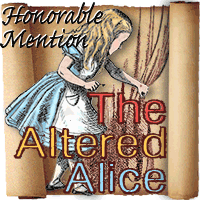 The Altered Alice Blog Challenge