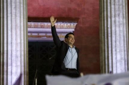 Ципрас: Продължаваме напред с надежда, със стабилност