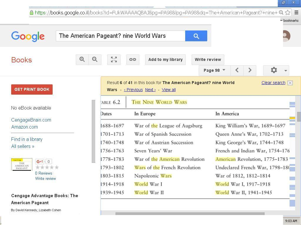 herman kahn s idea of eight world wars world war through  the nine world wars