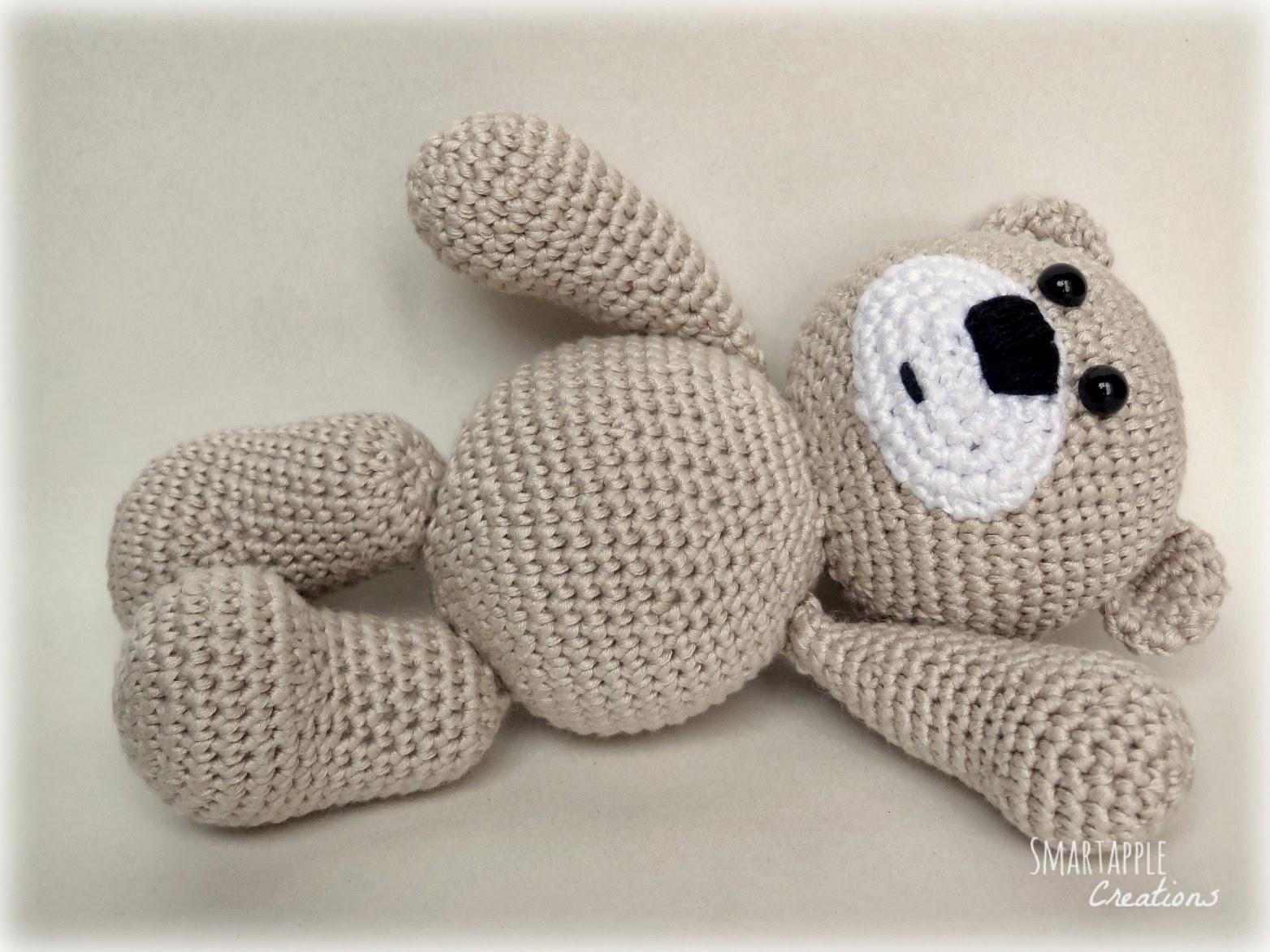 Amigurumi Teddy Bears : Smartapple Creations - amigurumi and crochet: Amigurumi ...