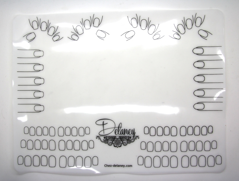 Lacquer Lockdown: Stamping Mat Head To Head: Which Mat Is The Right ...