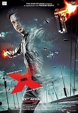 Watch Mr. X 3D (2015) DVDRip Hindi Full Movie Watch Online Free Download