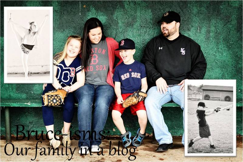 Bruce-isms: Our Family in a Blog